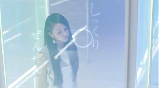 "Perfume ""1mm"" MV(Short ver.)公開!映像投射の方法を検証してみたり。"