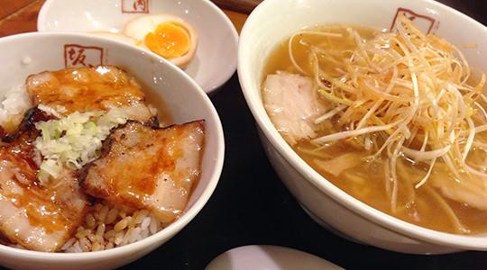 LEWO演奏会@京都駅大階段!からの、本日のラーメン – 坂内食堂 京都店